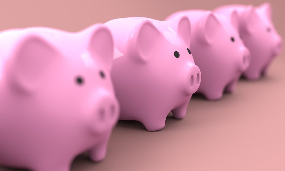 Raising Money - Piggy Bank